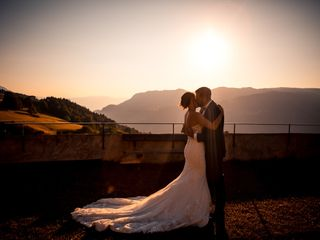 Le nozze di Astrid e Gianluca