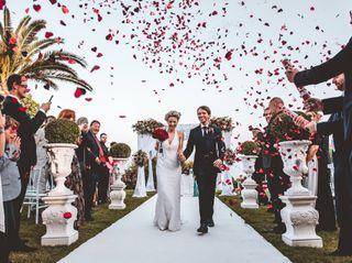 Le nozze di Sabrina e Roberto
