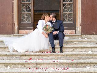 Le nozze di Veronica e Alex