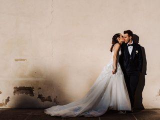 Le nozze di Federica e Mirko