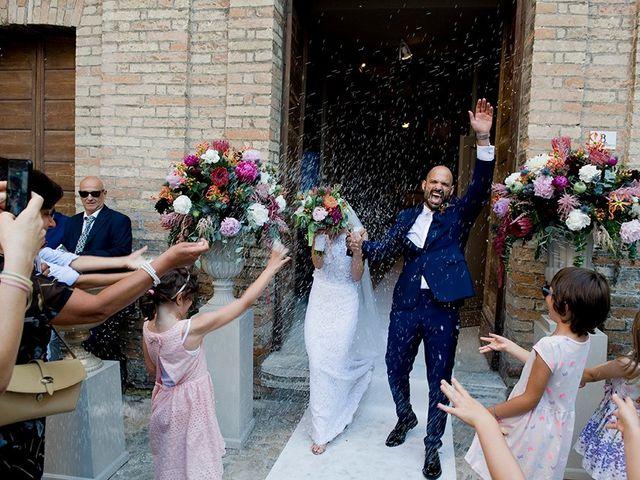 Il matrimonio di Marco e Eleonora a Fermo, Fermo 30