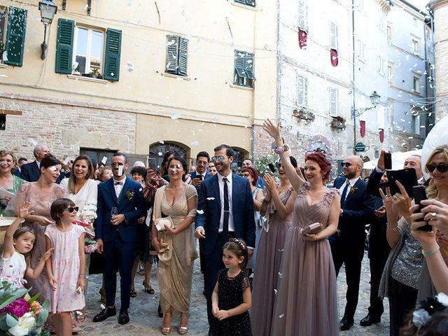 Il matrimonio di Marco e Eleonora a Fermo, Fermo 31