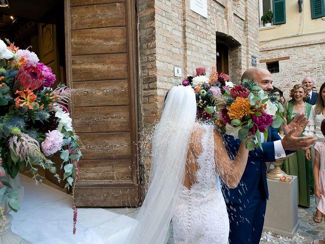 Il matrimonio di Marco e Eleonora a Fermo, Fermo 32