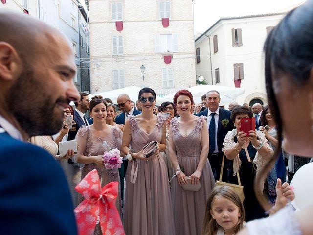 Il matrimonio di Marco e Eleonora a Fermo, Fermo 35