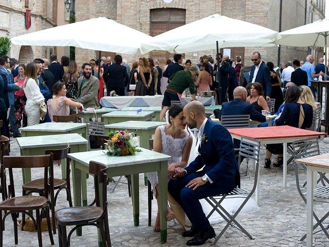 Il matrimonio di Marco e Eleonora a Fermo, Fermo 38