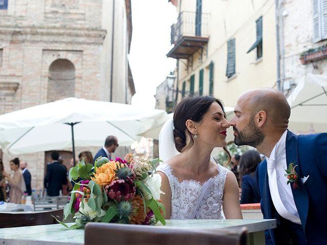 Il matrimonio di Marco e Eleonora a Fermo, Fermo 39