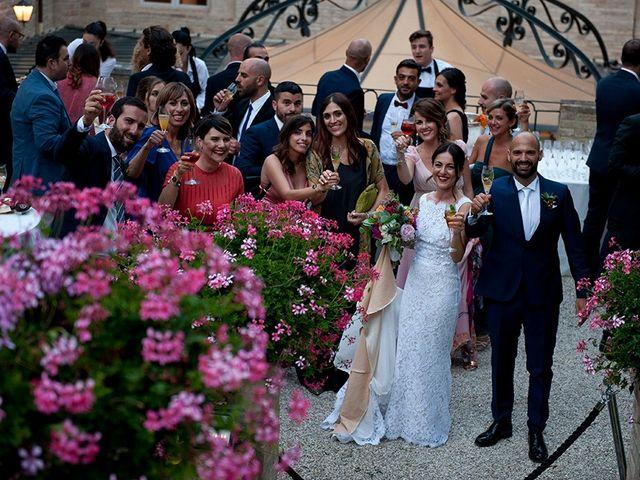Il matrimonio di Marco e Eleonora a Fermo, Fermo 49