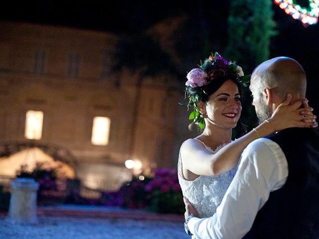 Il matrimonio di Marco e Eleonora a Fermo, Fermo 61