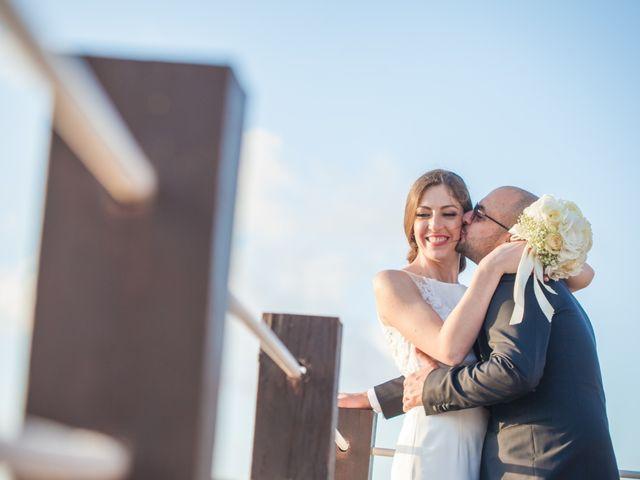 le nozze di Katia e Mario