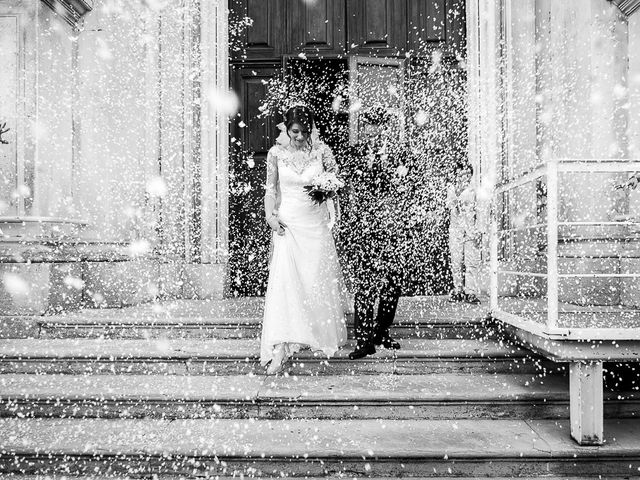 Le nozze di AnnaChiara e Daniele