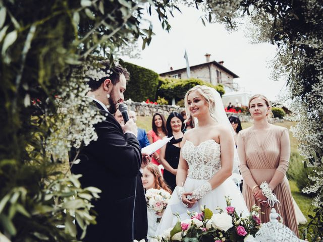 Il matrimonio di Antonio e Anastasiya a Costermano, Verona 36