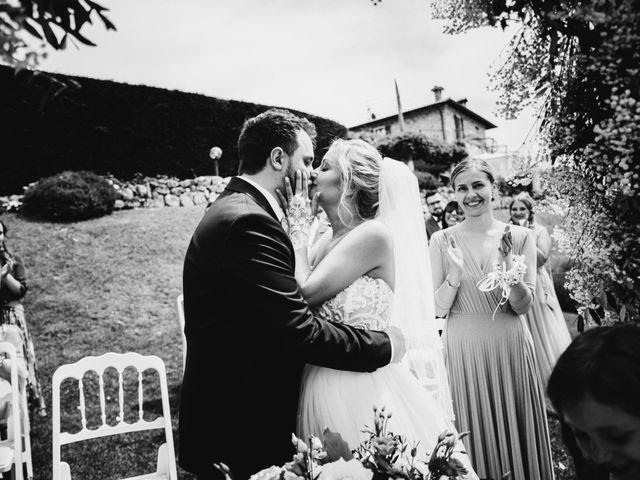 Il matrimonio di Antonio e Anastasiya a Costermano, Verona 39