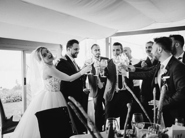 Il matrimonio di Antonio e Anastasiya a Costermano, Verona 48