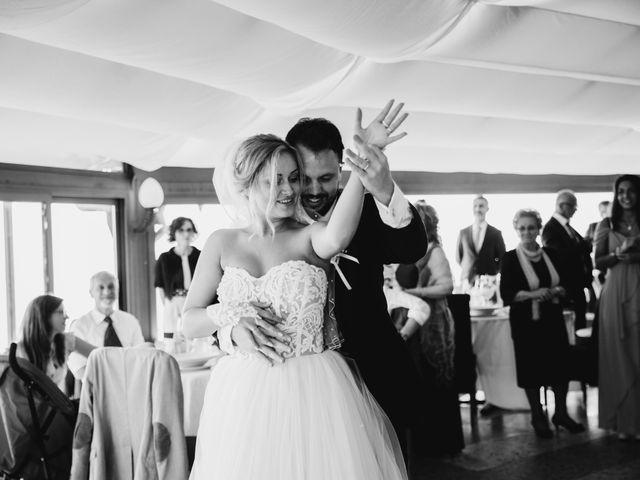 Il matrimonio di Antonio e Anastasiya a Costermano, Verona 51
