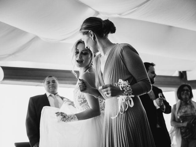 Il matrimonio di Antonio e Anastasiya a Costermano, Verona 52