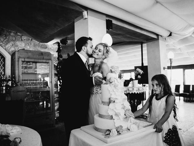 Il matrimonio di Antonio e Anastasiya a Costermano, Verona 54