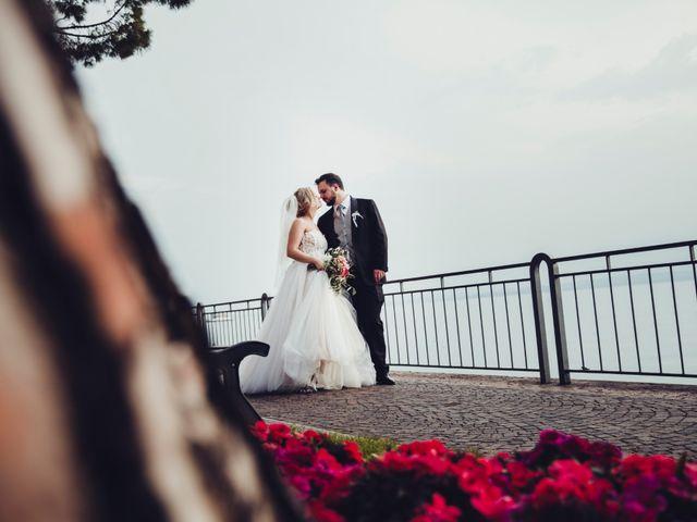 Il matrimonio di Antonio e Anastasiya a Costermano, Verona 58