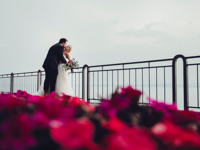 Il matrimonio di Antonio e Anastasiya a Costermano, Verona 59