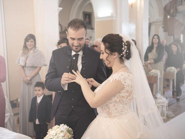 Il matrimonio di Manuel e Michela a Acri, Cosenza 12