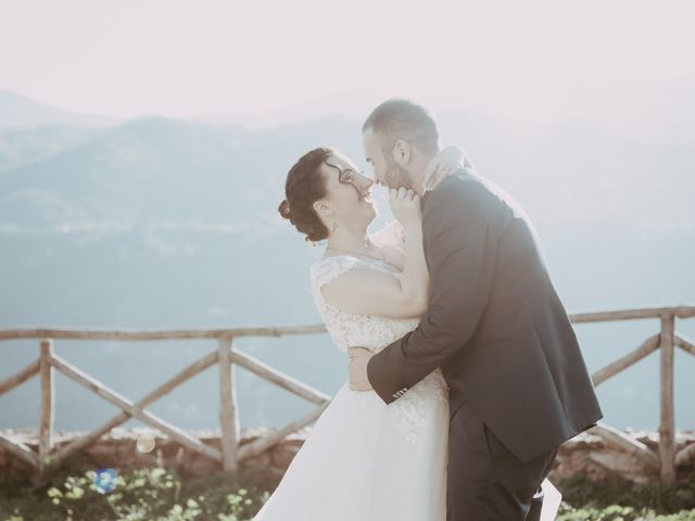 Il matrimonio di Manuel e Michela a Acri, Cosenza 16