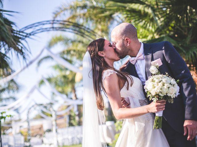 Le nozze di Giovanni e Fabiola