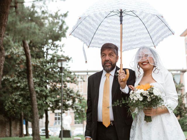 Il matrimonio di Gianmarco e Carolina a Verona, Verona 5