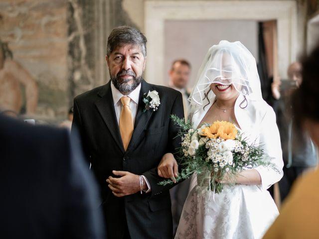 Il matrimonio di Gianmarco e Carolina a Verona, Verona 7