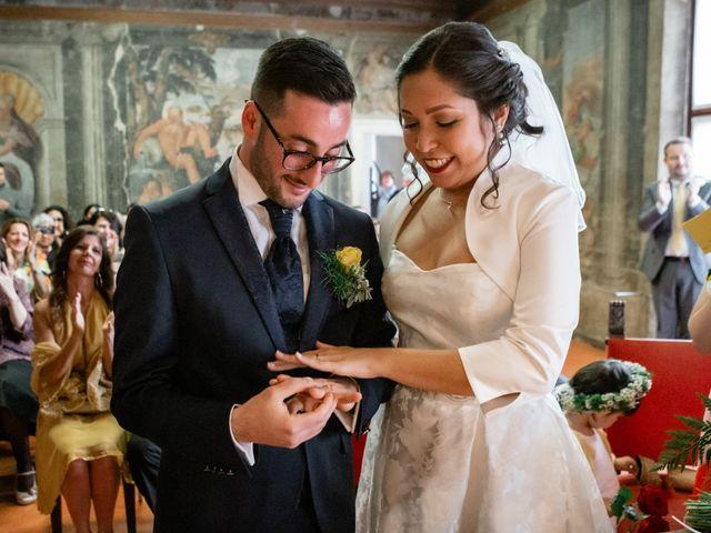Il matrimonio di Gianmarco e Carolina a Verona, Verona 12