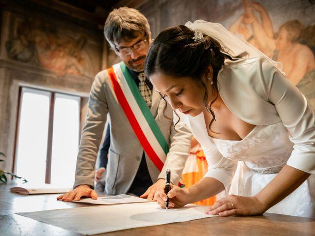 Il matrimonio di Gianmarco e Carolina a Verona, Verona 15