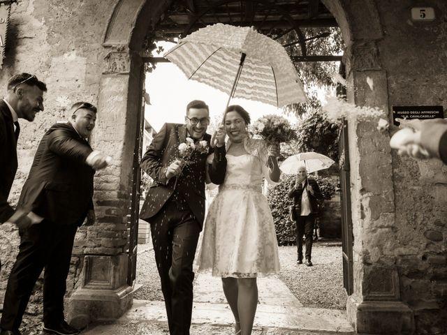 Il matrimonio di Gianmarco e Carolina a Verona, Verona 1
