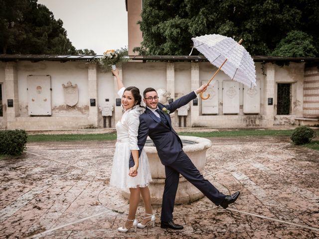 Il matrimonio di Gianmarco e Carolina a Verona, Verona 19