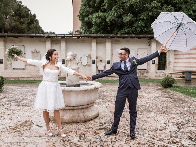 Il matrimonio di Gianmarco e Carolina a Verona, Verona 20