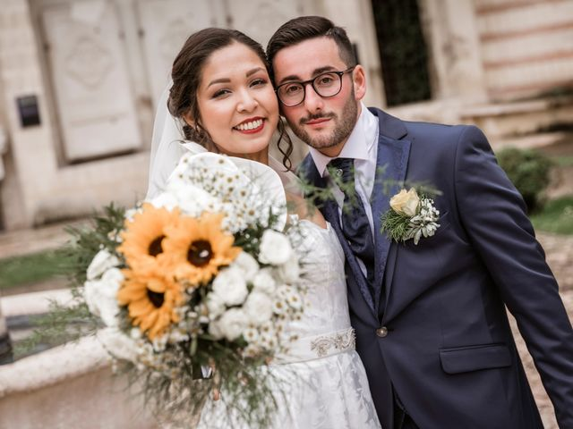 Il matrimonio di Gianmarco e Carolina a Verona, Verona 21