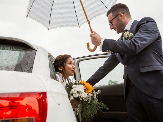 Il matrimonio di Gianmarco e Carolina a Verona, Verona 23