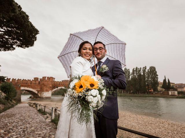 Il matrimonio di Gianmarco e Carolina a Verona, Verona 24