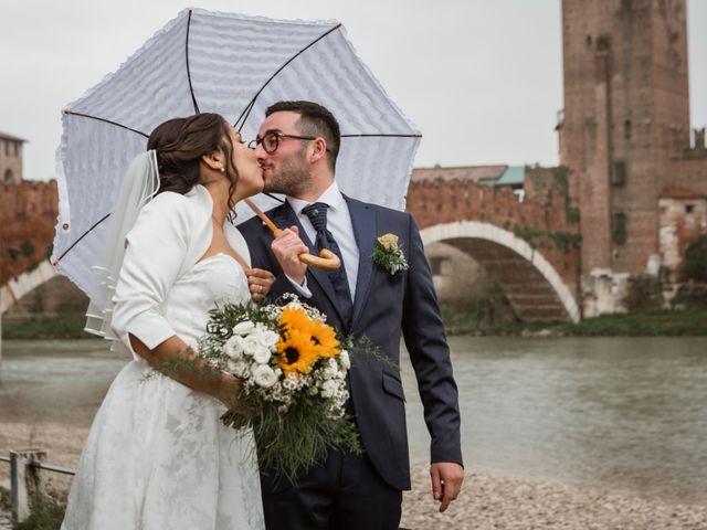 Il matrimonio di Gianmarco e Carolina a Verona, Verona 26