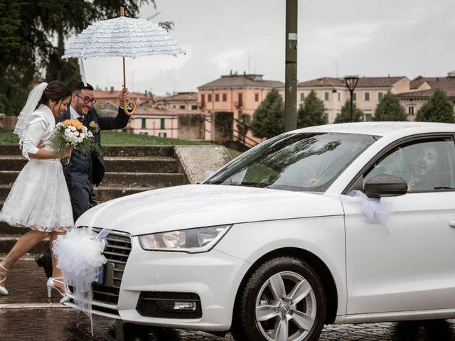 Il matrimonio di Gianmarco e Carolina a Verona, Verona 28