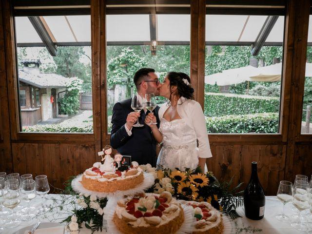Il matrimonio di Gianmarco e Carolina a Verona, Verona 37