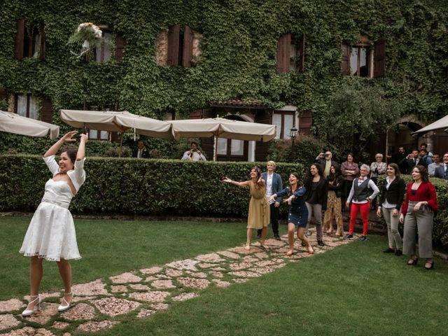 Il matrimonio di Gianmarco e Carolina a Verona, Verona 39