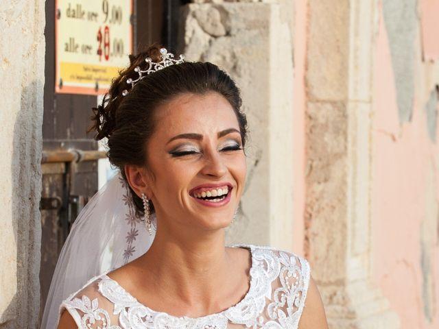 Il matrimonio di Andrei e Sabina a Barcellona Pozzo di Gotto, Messina 9