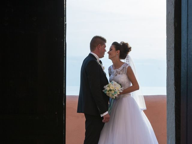 Il matrimonio di Andrei e Sabina a Barcellona Pozzo di Gotto, Messina 17