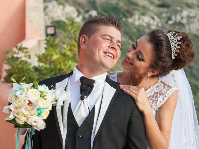 Il matrimonio di Andrei e Sabina a Barcellona Pozzo di Gotto, Messina 22