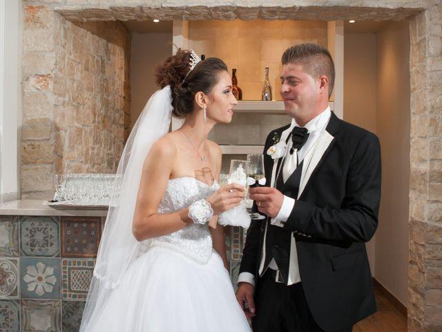 Il matrimonio di Andrei e Sabina a Barcellona Pozzo di Gotto, Messina 24