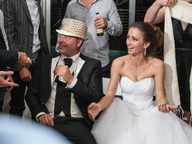 Il matrimonio di Andrei e Sabina a Barcellona Pozzo di Gotto, Messina 31