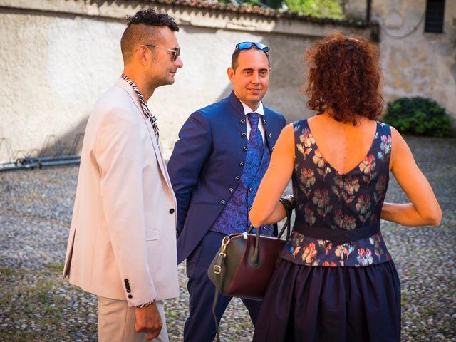 Il matrimonio di Lorenzo e Claudia a Cernusco sul Naviglio, Milano 40