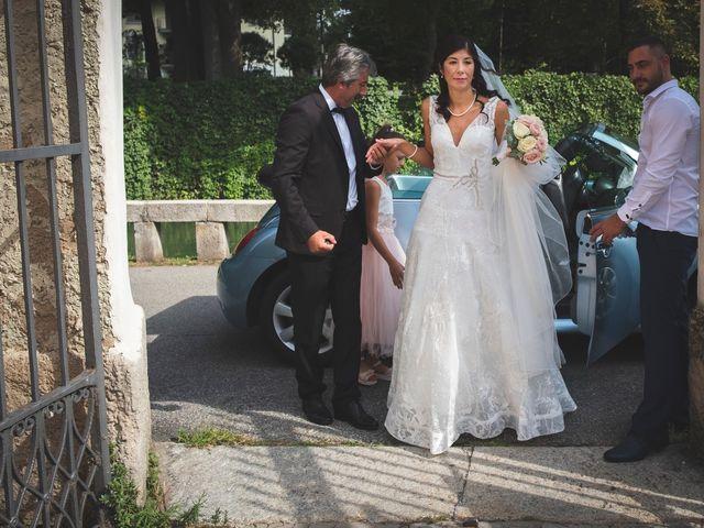 Il matrimonio di Lorenzo e Claudia a Cernusco sul Naviglio, Milano 43