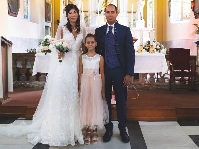 Il matrimonio di Lorenzo e Claudia a Cernusco sul Naviglio, Milano 73