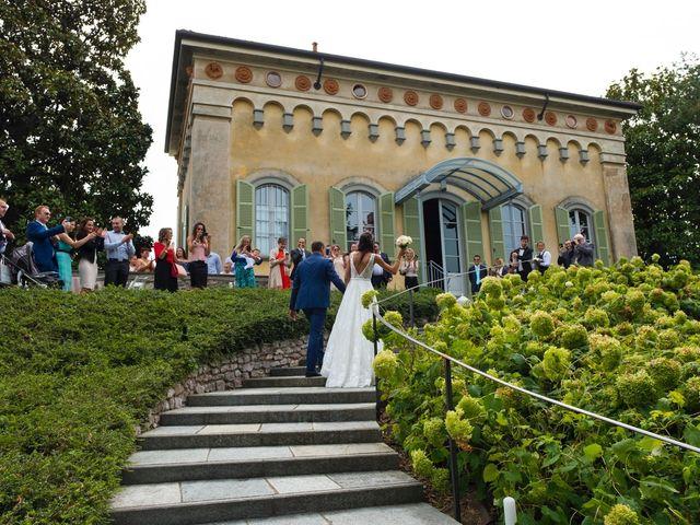 Il matrimonio di Lorenzo e Claudia a Cernusco sul Naviglio, Milano 96