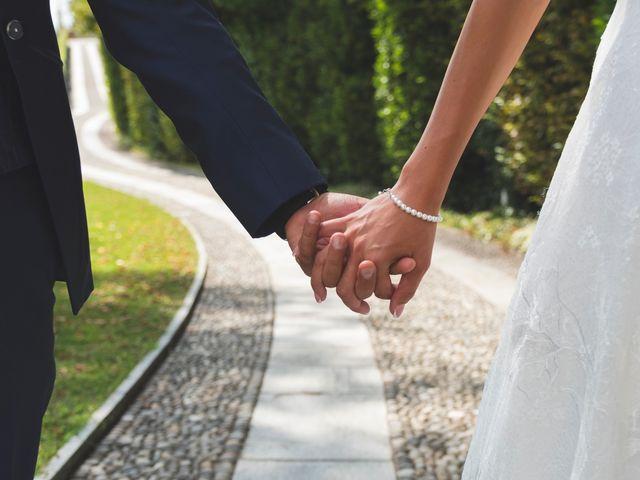 Il matrimonio di Lorenzo e Claudia a Cernusco sul Naviglio, Milano 119
