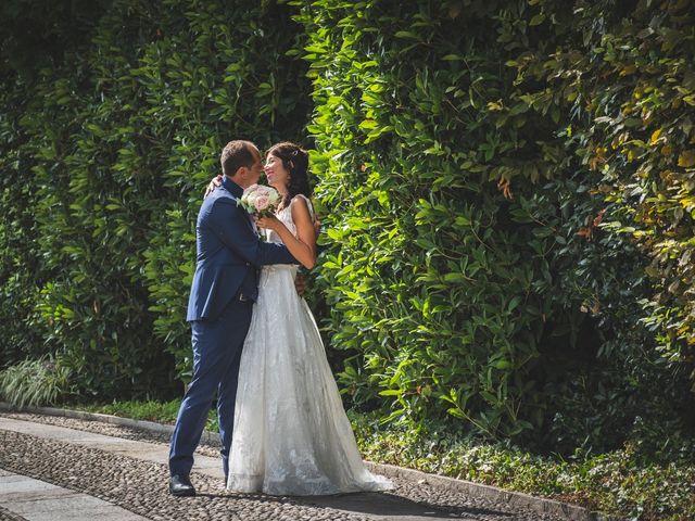 Il matrimonio di Lorenzo e Claudia a Cernusco sul Naviglio, Milano 120